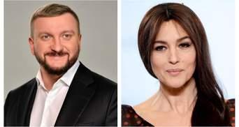 Український міністр не проти одружитися з Монікою Белуччі