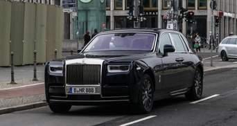 Шпигунські фото нового Rolls-Royce Phantom