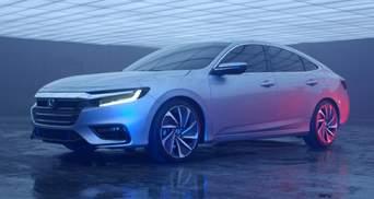 Honda показала новий гібрид зі старою назвою