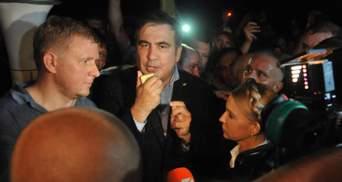 Саакашвілі розповів, з чим ототожнює його Путін