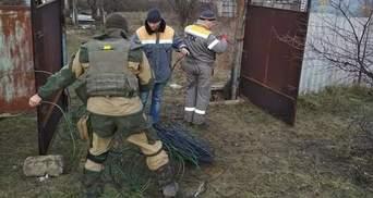 Бойовики випустили 18 мін по електриках у Травневому