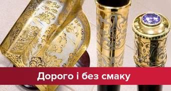 ТОП-8 найбезглуздіших подарунків українським політикам