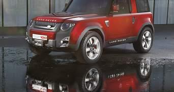 Новий Land Rover Defender буде електричним