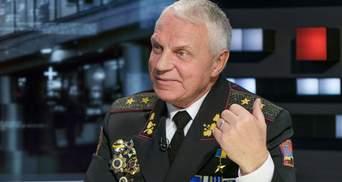 За президентства Януковича в апараті СБУ з'явилась філія ФСБ, – генерал