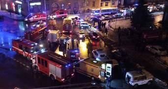 В Санкт-Петербурге в супермаркете прогремел взрыв: есть пострадавшие