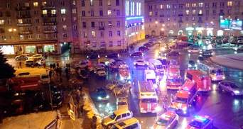 Взрыв в супермаркете Санкт-Петербурга: названо количество пострадавших