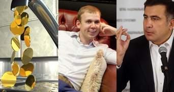 Главные новости 29 декабря: подорожание воды и скандал вокруг Саакашвили с Курченко