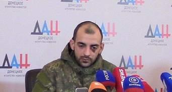"""Боевики заставляли нас доставать из-под завалов ДАПа тела """"киборгов"""", – освобожденный из плена боец"""