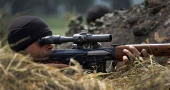 """По ходу, у них """"натівські"""" гвинтівки, – український боєць про снайперів """"ДНР"""""""