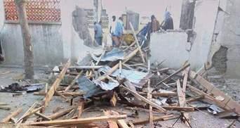 В Нигерии террорист подорвал себя в мечети