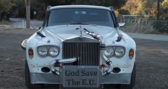 Унікальний Rolls-Royce за 7 тисяч доларів: відео
