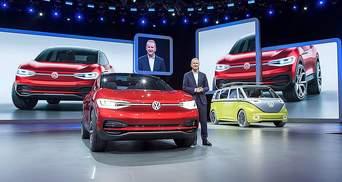 Volkswagen розсекретив усі новинки 2018 року (відео)