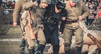 У Криму окупанти влаштували мілітарне свято з алкоголем і дітьми: опубліковані фото
