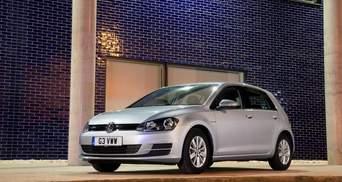 Volkswagen Golf отримає нові мотори