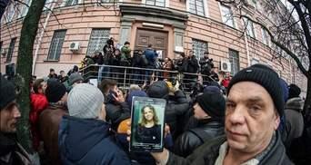 """""""Хоч я цього й не робив"""": підозрюваний у вбивстві Ноздровської залишив записку"""