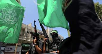 Один з лідерів ХАМАСу випадково вистрілив собі у голову