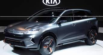 Kia готує до виробництва новий електромобіль