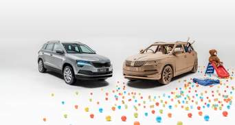 Skoda представила автомобіль для дітей