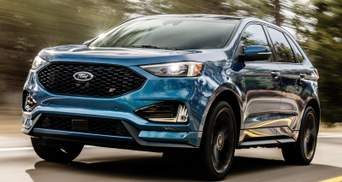 Ford Edge получил заряженную версию