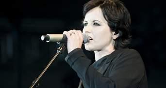 Умерла Долорес О'Риордан – вокалистка The Cranberries