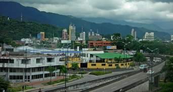У Колумбії обвалився автодорожній міст: є загиблі