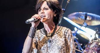 Долорес О'Риордан хотела сегодня записать новую версию хита Zombie