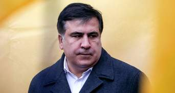 Саакашвили могут лишить легальных оснований находиться в Украине