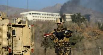 Атака на отель в Афганистане: среди пострадавших могут быть украинцы
