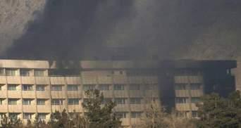 Украинец погиб во время нападения на отель в Кабуле