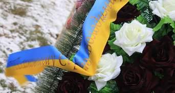 В Одессе похоронили полицейского, погибшего в результате стрельбы: фото, видео