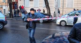 Стрельба в центре Одессы: еще один раненый полицейский находится на грани смерти
