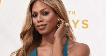 Актриса-трансгендер впервые украсила обложку африканского Cosmopolitan: яркие фото