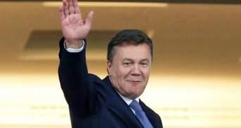 """Втеча Януковича до Росії: охоронець розповів, як """"легітимний"""" з сином покинули Україну"""