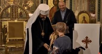 Волонтерку Зінкевич та письменницю Забужко в Італії нагородили престижними відзнаками