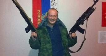 Покончил жизнь самоубийством боевик из России, который штурмовал Донецкий аэропорт: фото