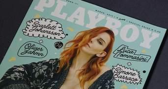 В Италии выбирают лучшую обложку Playboy в 2017 году: среди фаворитов фото с украинкой