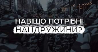 """""""Національні дружини"""": кишенькова армія, гітлерівці чи захисники громадського порядку?"""