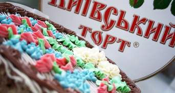 """""""Рошен"""" судится с """"Ашаном"""" за """"Киевский торт"""""""