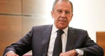 """Лавров """"стурбований"""" через створення в Україні """"Нацдружини"""""""