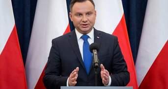 """Президент Польщі підписав скандальний закон про """"бандеризм"""""""