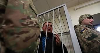 Суд обрав міру запобіжного заходу для Шепелева