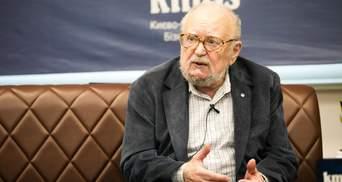 Умер известный украинский философ и ученый Мирослав Попович