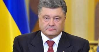 Саакашвілі – не український політик і його можна було б вислати, – Порошенко