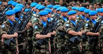 ООН презентує звіт щодо миротворців на Донбасі: є інформація, хто може очолити місію