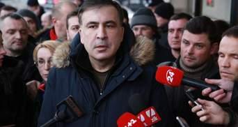 Саакашвілі розповів, чи проситиме політичного притулку у Польщі