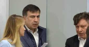 Які наслідки для Саакашвілі може мати видворення з України