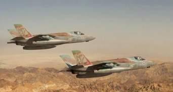 Авиация Израиля жестко ответила на ракетный обстрел из Сектора Газа