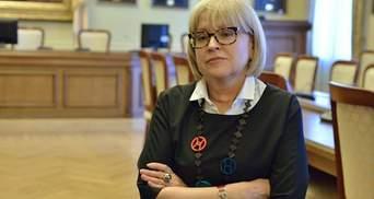 Ректор медуниверситета Богомольца Амосова прокомментировала свое отстранение