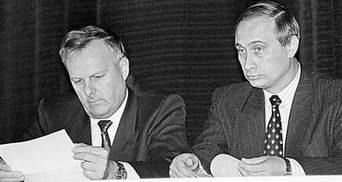 """Путін вчепився у портфельчик і шукав Собчаку """"кофійок"""", – Чорновіл  пригадав 91 рік"""