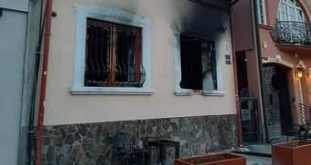 Нападения на культурный центр венгров в Ужгороде: в полиции сделали важное заявление